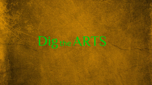 Dig The Arts